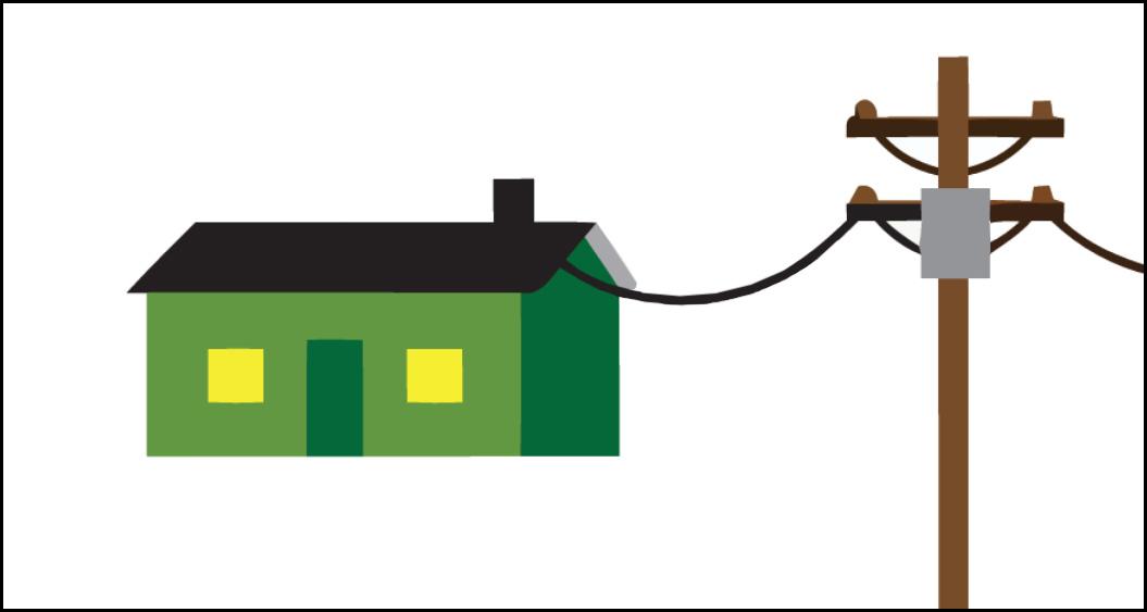 Подключение жилых помещений